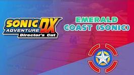 Emerald Coast (Sonic) - Sonic Adventure DX Director's Cut