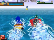 Johnny Sonic Rush Adventure2