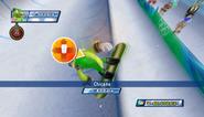 Mario Sonic Olympic Winter Games Gameplay 136