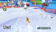 Mario Sonic Olympic Winter Games Gameplay 241