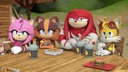 S2E07 Team Sonic staring