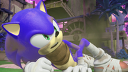 S2E52 bruised Sonic
