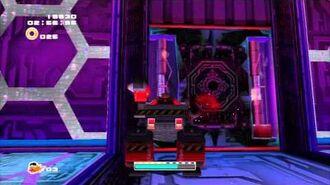 Sonic Adventure 2 (PS3) Cannon's Core Mission 5 A Rank
