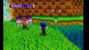 Sonic Jam Sega Saturn - Opening and 'Sonic World' Gameplay