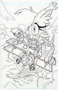 Sonic Universe 71 Cover