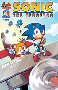 Sonic the Hedgehog -289 (variant)