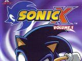 Sonic X Volume 1 (Australia)