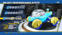Chao Dynamic Discs Wheels