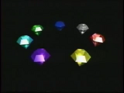 Classic Chaos Emeralds