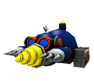 Colors Wii Model Mole