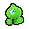 Green Wisp sprite 1