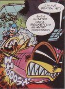 Metamorphia Rocket
