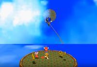 Shuffle bungeejump