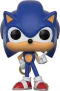 Sonic Pop! with Ring