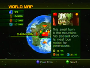 Sonic Unleashed World Map 5