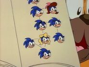 AoSTH Sonic's family tree