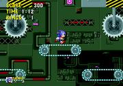 Conveyor Belt Sonic 1 SBZ II