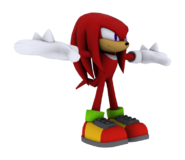 Generations Model Knuckles