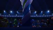 Mario Sonic Olympic Winter Games Festival Mode Ending 02
