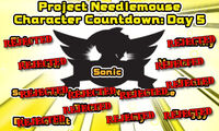 Project needlemouse final day