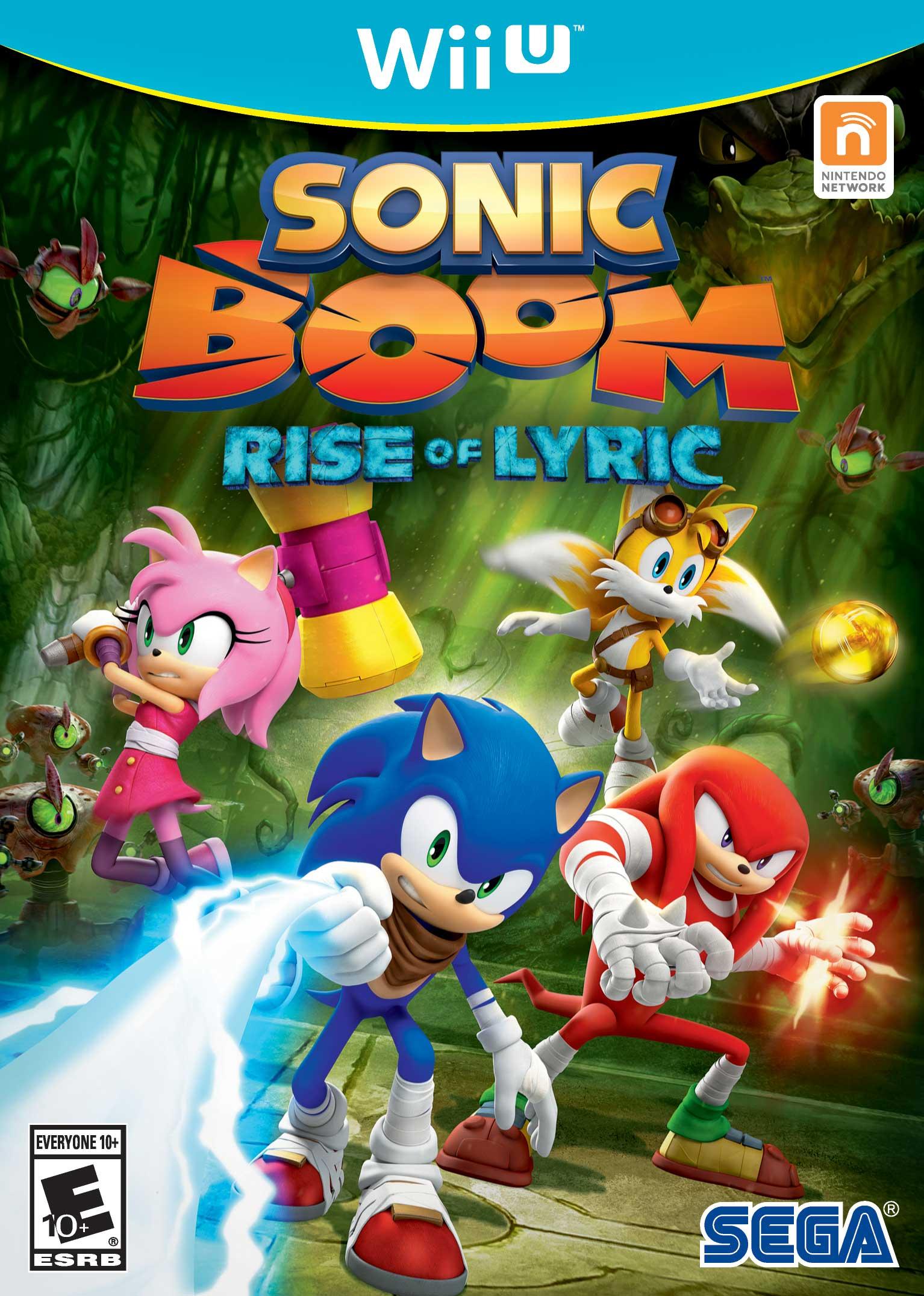 Скачать бесплатно игры на компьютер sonic boom