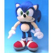 SegaToys SonicX PlushToy Sonic