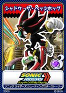 Sonic Riders Zero Gravity 12 Shadow the Hedgehog
