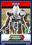 Sonic Riders Zero Gravity karta 1
