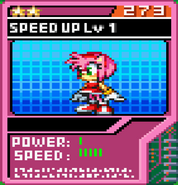 Speed Up Lv 1