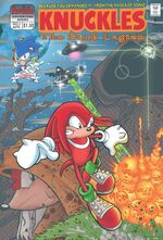 Archie Knuckles The Dark Legion Issue 1