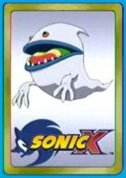 King boom boo Sonic X