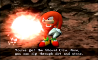 Knuckles-shovel-claw