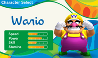 Mario Sonic Rio 3DS Stats 28