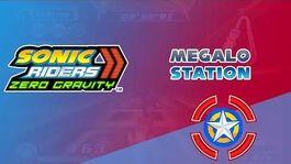 Megalo Station - Sonic Riders Zero Gravity