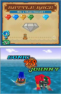 Rush Adventure Sonic vs Johnny