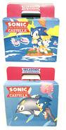SegaSonic Castella CakeBox