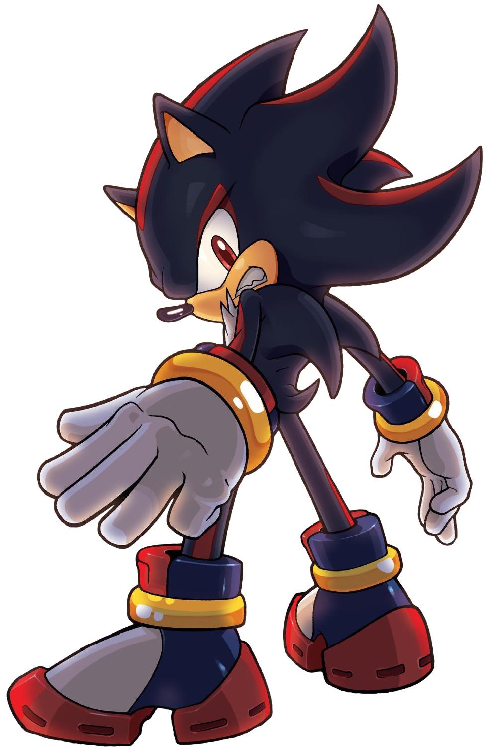 Shadow the Hedgehog (Archie) | Sonic News Network | FANDOM ...