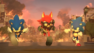 Sonic Forces custom character trailer 2