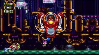 Sonic Mania Boss 24 - Gashapandora