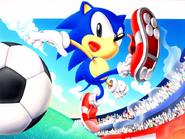 Sonic Screen Saver 16