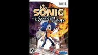 "Sonic and the Secret Rings ""Poison Spear"" Music"