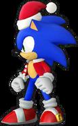 Christmas Sonic (Sonic Runners)