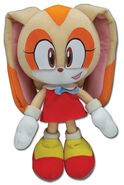 Cream the Rabbit plush