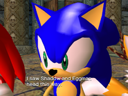 Hang Castle intro Sonic 2