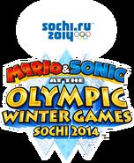 Logo EN - Mario & Sonic Wii U