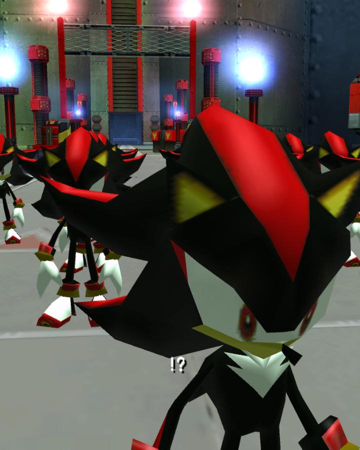 Shadow Android Sonic News Network Fandom