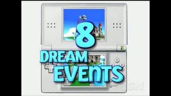 Mario & Sonic at the Olympic Games Nintendo DS Trailer 2