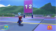 Mario & Sonic at the Rio 2016 Olympic Games - Mario Duel Rugby Sevens