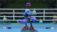 Mario & Sonic at the Rio 2016 Olympic Games - Metal Sonic Boxing