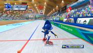 Mario Sonic Olympic Winter Games Gameplay 052